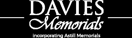 Davies memorials logo